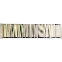 BOX WITH 80 SILVER WASHINGTON QUARTERS: