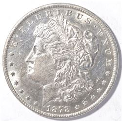 1878 7/8 TF MORGAN DOLLAR BU