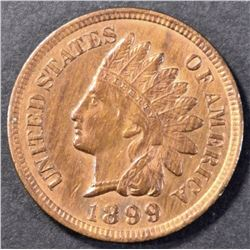 1899 INDIAN CENT, CH BU RB