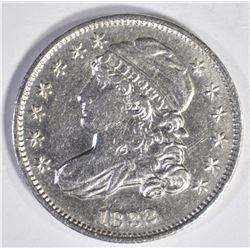 1832 BUST DIME  AU/BU