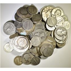 $15.00 FACE VALUE 90% U.S. COINAGE