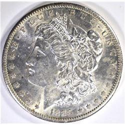 1889-S MORGAN DOLLAR, CH BU NICE!