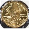Image 2 : 1991 1/10th OUNCE GOL AMERICAN EAGLE