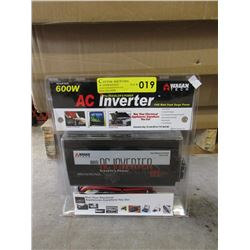 New 600watt AC Inverter