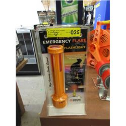 6 New Wagan Tech Emergency Flare/Flashlight