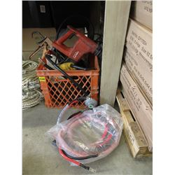 Tires, Hilti Drill, DeWalt Drill & More