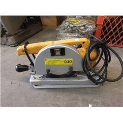 "9"" Power Fist Abrasive Cut-Off Machine"