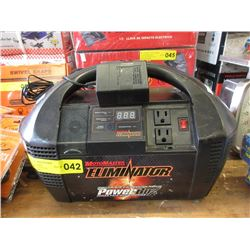 Motor Master Eliminator Power Box with Inverter