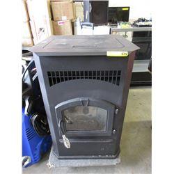 High Efficiency Pellet Stove - Model PH50CABPS
