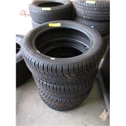 """Set of 4 Nokian M&S """"Entyre"""" Tires"""