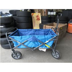 4 Wheel Collapsible Cart