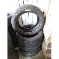 "Set of 4 Goodyear ""Efficient Grip"" Tires"