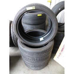 "Set of 4 Michelin ""Pilot Sport"" Tires"
