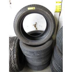 """Set of 4 Michelin """"Attitude"""" Tires"""