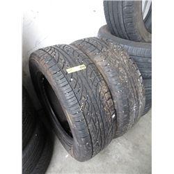 """2 Sumitomo """"HTR Sport"""" Tires"""