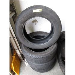 Set of 4 Antares Mud and Snow Tires