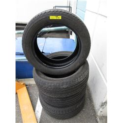 """Set of 4 Goodyear """"Fortera"""" Tires"""