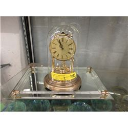 Solar German Quartz Anniversary Clock