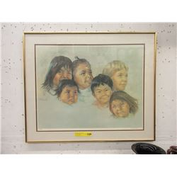 1970 Dorothy Oxborough Limited Edition Print