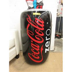 Inflatable Coke Zero Advertisement
