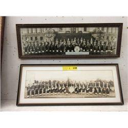 1946 & 1949 Gizeh Temple Photographs