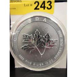 10Oz Magnificent Maple .9999 Silver Coin