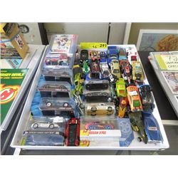 25 New & Used Hot Wheels & Other Vehicles