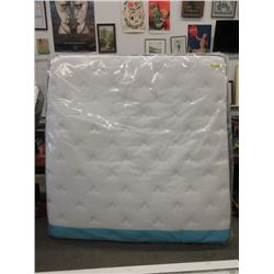 New King Size Pillow Top Memory Foam Mattress