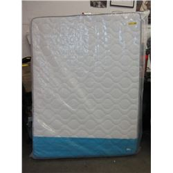 New Queen Size Husky Spring Coil Mattress