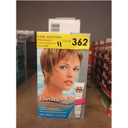 11 Boxes of Assorted Hydrience Hair Colour