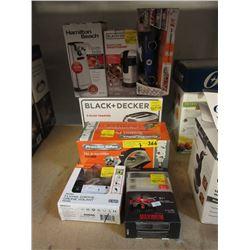 7 Toys & Small Kitchen Appliances