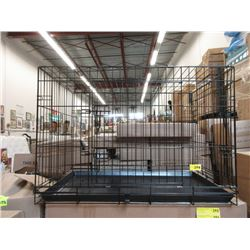 Large New Dog Crate - 92.5 x 56.5 x 64.5 cm