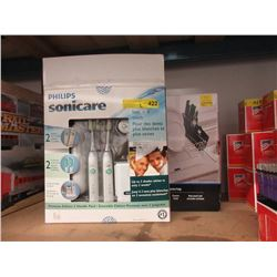 Philips Sonicare Toothbrush & Dish Rack