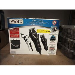 New Wahl Deluxe Haircutting Kit