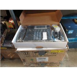 Case of 17 New GPX-2000 IP Telephones