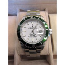 New 5 Slot Watch Box with New Rolex Replica Watch