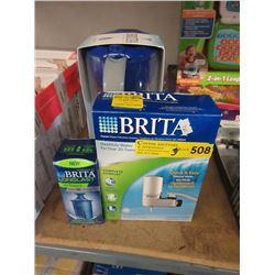 Brita Pitcher, Filter & Tap Filter