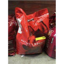 15 KG Bag of Kirkland Dry Dog Food  - Resealed