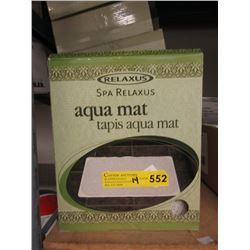New Spa Relaxus Aqua Mat