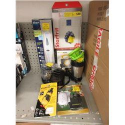 7 Assorted Kitchen Goods & Tools