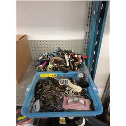 2 Trays of Pre Owned Watches & Jewelry