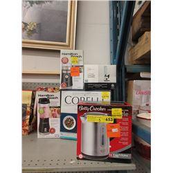 5 New Store Return Kitchen Items