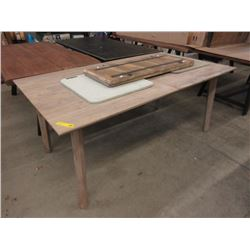 New LH Imports Sundried Table with 2 Leaves