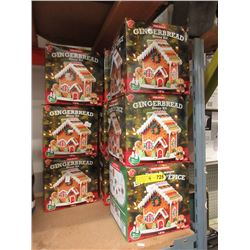 9 Gingerbread House Kits