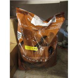 15.9 KG Bag of Kirkland Dry Dog Food - Resealed