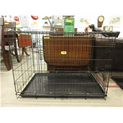 Extra Large New Dog Crate - 108.5 x 70.5 x 77.5 cm