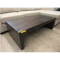 New Wood Coffee Table Made From Reclaimed Wood