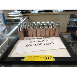 10 New Christian Dior Cosmetics - Retail $660