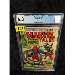 "Graded 1969 ""Marvel Tales #18"" Marvel Comic"