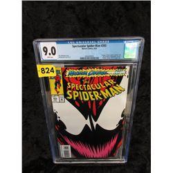 "Graded 1993 ""Spider-Man #203"" Marvel Comic"